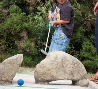 Mini-golf Plaine de Loisirs du Fogeo