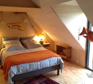 Les chambres d'artistes - Chambre 2