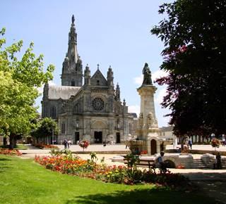 Sanctuaire de Sainte-Anne-d'Auray