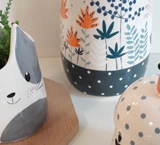 Atelier Claire de Werbier - créations céramiques