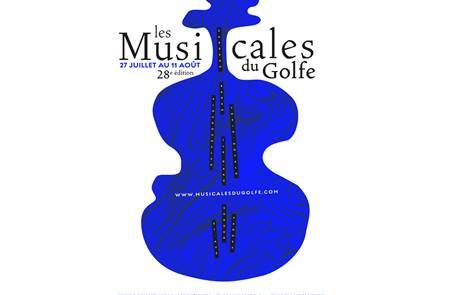 Les Musicales du Golfe : Quatuor Tchalik