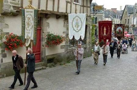 Pardon de Notre-Dame de la Tronchaye