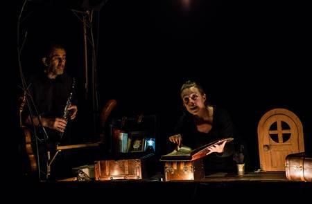 Festival Place aux Mômes : Spectacle Petits pépins
