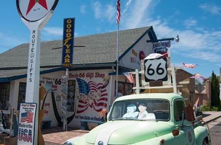 Route 66 - Une autre conquête de l'Ouest - Film documentaire de Christian Vérot à l'Abbaye de Rhuys