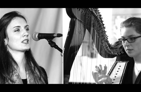 Concert Voix et harpe