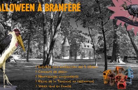 HALLOWEEN au parc de Branféré