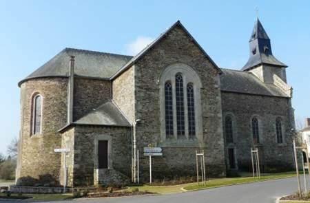 Eglise de Saint-Brieuc de Mauron