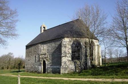 Portes ouvertes chapelle de la Bogeraie  - Journées du Patrimoine