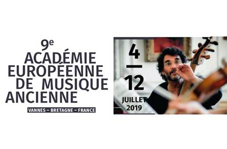 9ème Académie Européenne de Musique Ancienne : concert de clôture