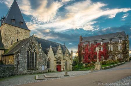 Eglise Notre Dame de la Tronchaye