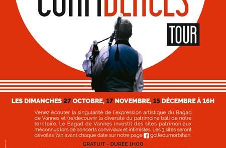 Deiz Confidences Tour