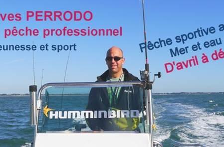 PERRODO Pierre-Yves - guide de pêche au bar
