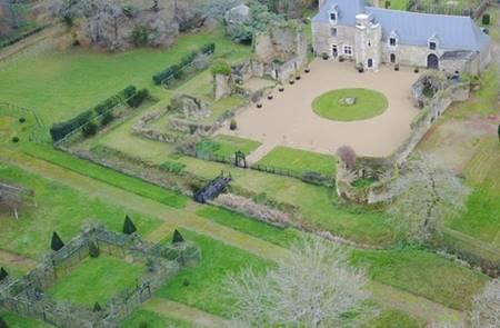 Jardins du Château de Kerambar'h