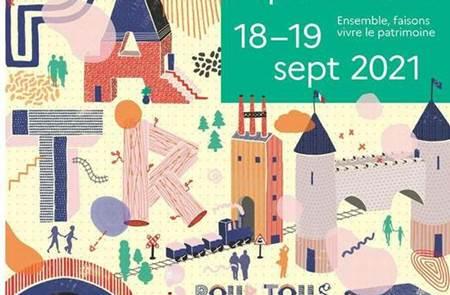 Journées du Patrimoine du 18 et 19 septembre 2021 - LANDEVANT