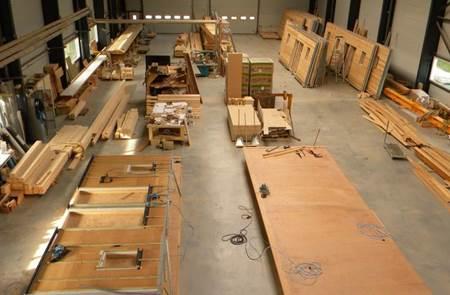 Loy et Cie - Atelier de fabrication ossatures bois