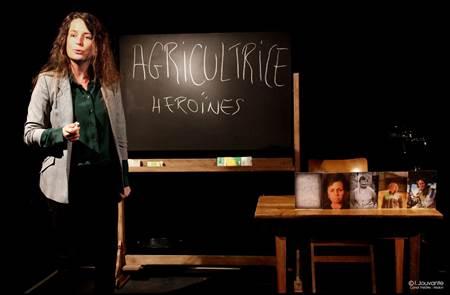 Théâtre : Héroïnes