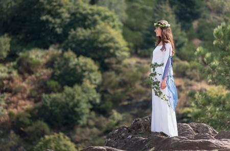 Balade guidée & contée : du Val Sans Retour au Graal à Tréhorenteuc