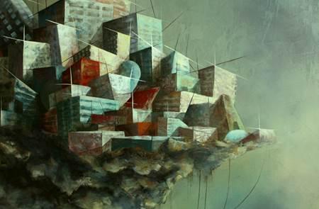 Exposition d'Amélie Vogel et de Laurence Gardet-Marquer à Billiers - Sur le Sentier des Arts