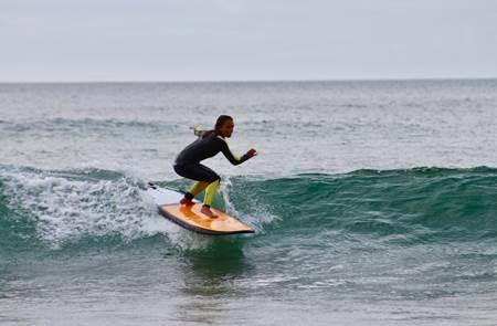 Ecole de surf - A la dérive