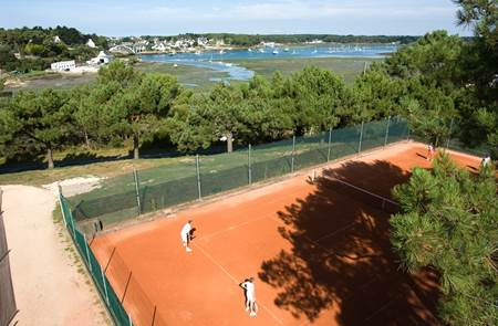 Tennis Club de Quéhan