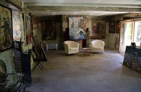 Maguy Bourzeix - Peintre