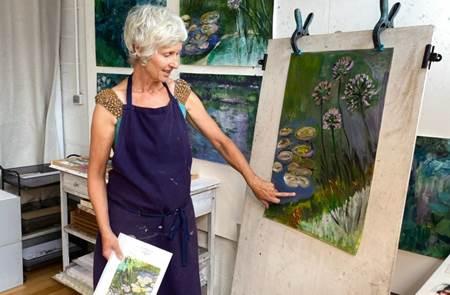 Bénédicte GAUTIER - Artiste Peintre