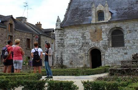 Visites insolites & sensorielles à Le Guerno