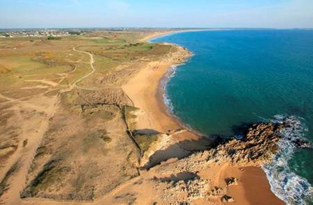 Balade nature : On a marché sur la dune