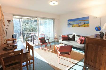 La Trinité/Mer-appartement&studio-90m²-Vue port-3*