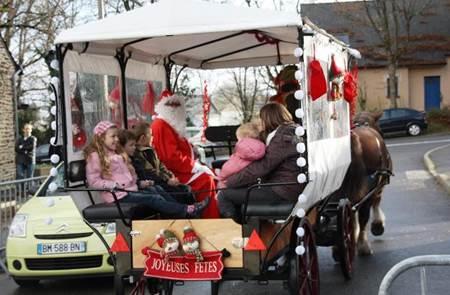 Marché de Noël - Marzan