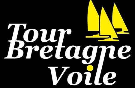 Arrivée Tour de Bretagne à la voile 2021