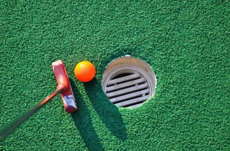 Ouverture été Mini-golf