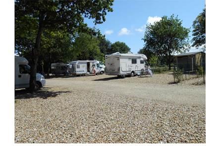 Aire des îles - Stationnement Camping-cars