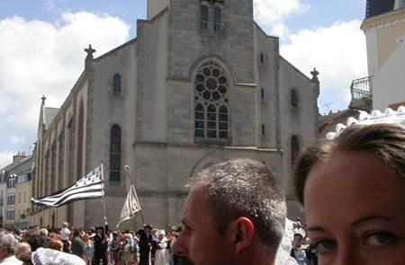 Eglise du Christ-Roi ou Saint-Géran de Palais