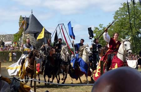 Les Médiévales au Château