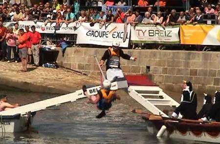 Joutes nautiques du Loch 2019 - Auray