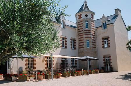 Restaurant Le Manoir de Kerbot