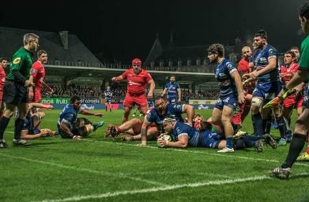 Match de rugby : RC Vannes vs Valence Romans