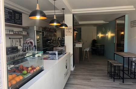 Coffee shop Ty Kawa