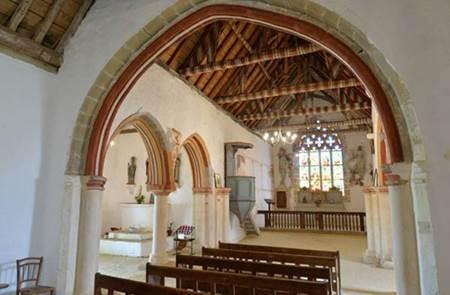 Visite guidée de la Chapelle Notre-Dame de Locmaria