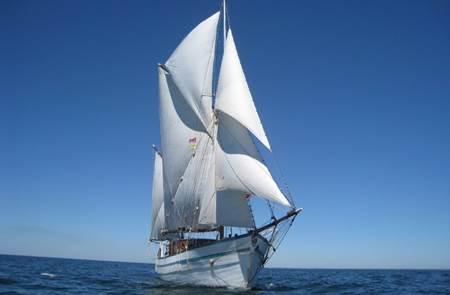 L'Arawak - Sorties Baie de Quiberon, Golfe et Lorient