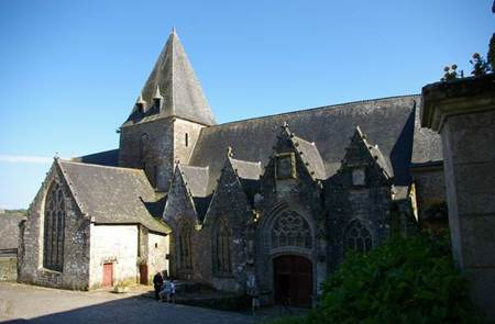 Pardon Notre-Dame de la Tronchaye