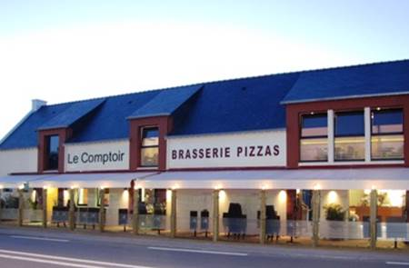 Restaurant Le Comptoir Brasserie-Pizzeria