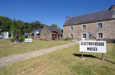 Electrothèque du Lac de Guerlédan