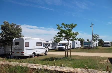 Aire de Camping-Cars Kerhillio