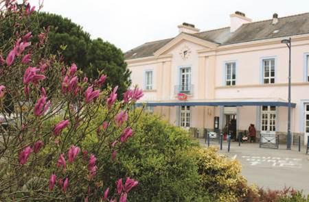 Visite Guidée - Le Quartier de la gare, couleurs et matières