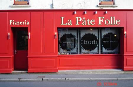 Pizzéria La Pâte Folle