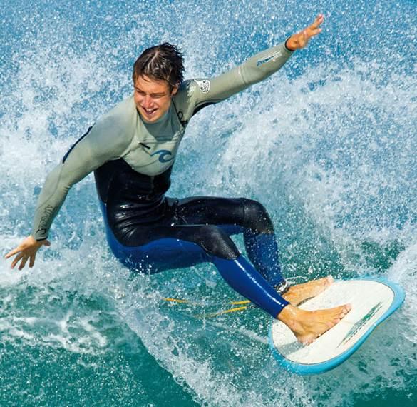 10 spots de glisse en Bretagne Sud